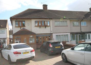 Thumbnail 3 bed end terrace house for sale in Hood Road, Rainham