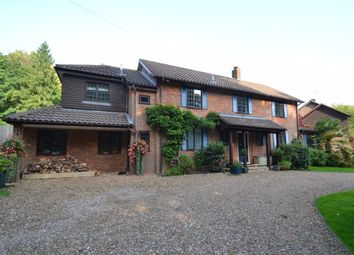 Thumbnail 5 bed detached house for sale in The Grove, Latimer, Chesham