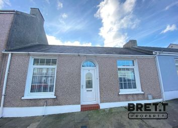 Thumbnail 2 bed terraced bungalow for sale in Military Road, Pennar, Pembroke Dock, Pembrokeshire.