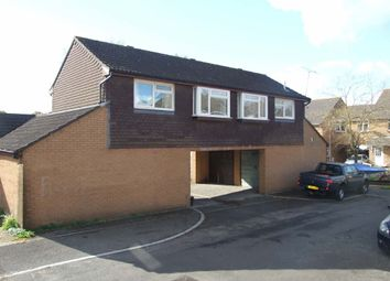 Thumbnail 2 bed flat for sale in Warbler Close, Upton, Poole