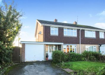 Thumbnail 3 bedroom semi-detached house for sale in Grange Road Estate, Ellesmere