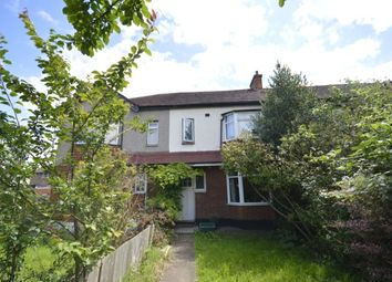 Thumbnail 3 bed terraced house for sale in Hook Road, Surbiton