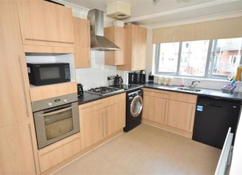 Thumbnail 2 bed flat for sale in Thistledown Court, Basildon, Essex