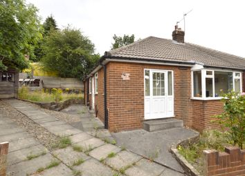 Thumbnail 2 bed semi-detached bungalow for sale in Aspect Gardens, Off Cemetery Road, Pudsey, West Yorkshire