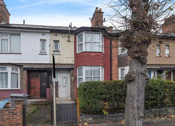 Thumbnail 3 bed terraced house for sale in Lessingham Avenue, London