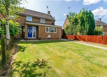 Thumbnail 3 bed semi-detached house for sale in Frambury Lane, Newport, Saffron Walden