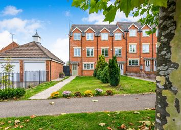 Thumbnail 4 bed end terrace house for sale in Cony Walk, Grange Park, Northampton