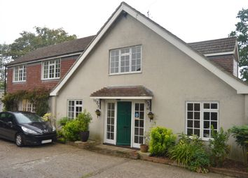 Thumbnail 5 bed detached house for sale in Inhams Lane, Denmead, Waterlooville