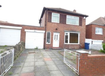 Thumbnail 3 bed semi-detached house to rent in Red Hall Drive, Cochrane Park, Newcastle Upon Tyne