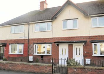 Thumbnail 2 bed terraced house for sale in Charles Street, Mold