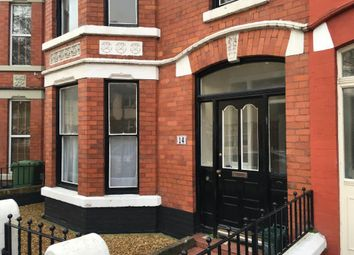 Thumbnail 4 bed terraced house to rent in Hougomont Avenue, Waterloo, Liverpool, Merseyside