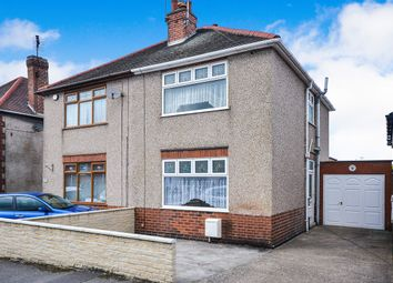 Thumbnail 2 bed semi-detached house for sale in Seagrave Avenue, Kirkby-In-Ashfield, Nottingham