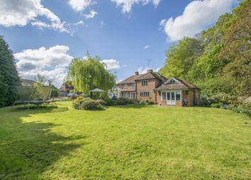 Thumbnail 4 bed detached house to rent in Whitehall Lane, Checkendon, Reading