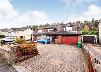 Thumbnail 4 bed semi-detached house for sale in Mellerstain Road, Kirkcaldy, Fife