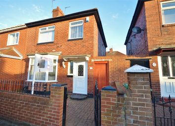 Thumbnail 3 bedroom semi-detached house for sale in Cheviot Street, Pallion, Sunderland, Tyne & Wear.