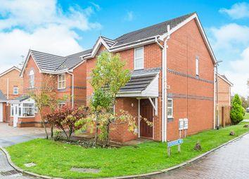 Thumbnail 3 bed detached house for sale in Goldcrest Drive, Bamber Bridge, Preston