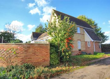 Thumbnail 2 bed end terrace house for sale in Rowans Way, Leavenheath, Colchester