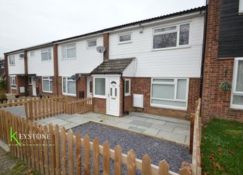 Thumbnail 3 bed terraced house for sale in Chesterton Close, Ipswich