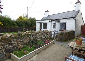 Thumbnail 2 bed detached house for sale in Llanddeiniolen, Caernarfon, Gwynedd