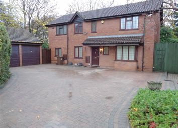 Thumbnail 5 bedroom detached house for sale in Castlehills Drive, Castle Bromwich, Birmingham