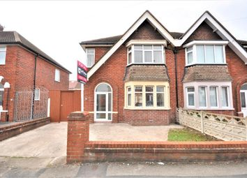 Thumbnail 3 bed semi-detached house for sale in Ingthorpe Avenue, Bispham, Blackpool, Lancashire