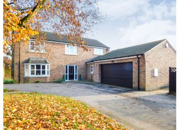 Thumbnail 4 bed detached house for sale in Hall Gardens, Scunthorpe