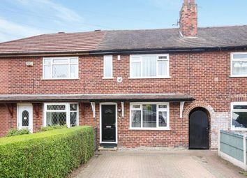 Thumbnail 2 bed end terrace house for sale in Birdhall Road, Cheadle Hulme, Cheshire