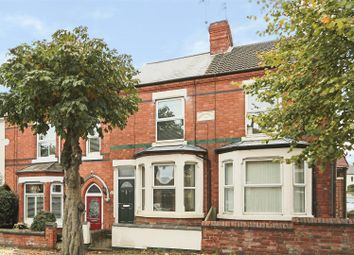 Thumbnail 3 bed terraced house for sale in Ladycroft Avenue, Hucknall, Nottingham