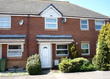 Thumbnail 2 bed terraced house to rent in Ivory Close, Faversham, Kent.