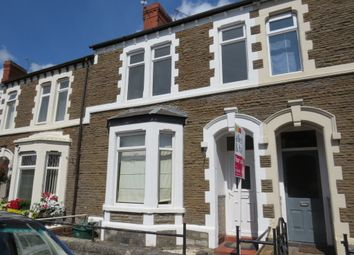 Thumbnail 3 bedroom terraced house for sale in Maes-Y-Cwm Street, Barry