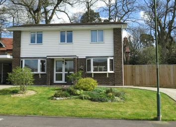 Thumbnail 4 bedroom detached house for sale in Sunny Plot. Sutherland Chase, Ascot, Berkshire