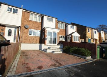 Thumbnail 2 bed terraced house for sale in Paxhill Close, St Leonards-On-Sea, East Sussex