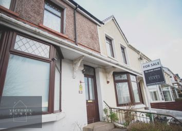 Thumbnail 3 bed terraced house for sale in Ashville, Tredegar