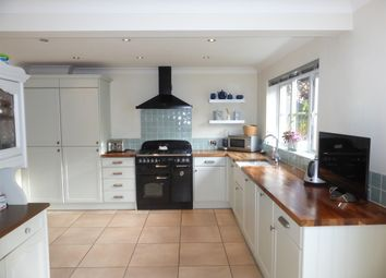 Thumbnail 5 bed detached house for sale in Faraday Close, Yaxley, Peterborough
