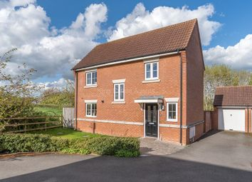 Thumbnail 4 bed detached house for sale in Woodpits Lane, Olney, Buckinghamshire