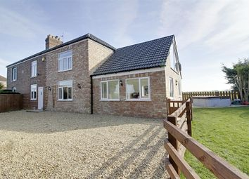 Thumbnail 5 bed cottage for sale in Tongue End, Spalding
