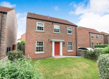 Thumbnail 3 bed detached house to rent in . Mulberry House York Road, Barlby, Selby