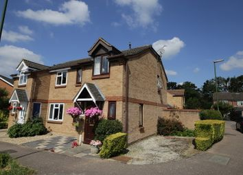 Thumbnail 3 bed semi-detached house for sale in Winnet Way, Southwater, Horsham