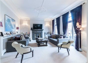 Thumbnail 4 bed flat for sale in Avenue Mansions, London