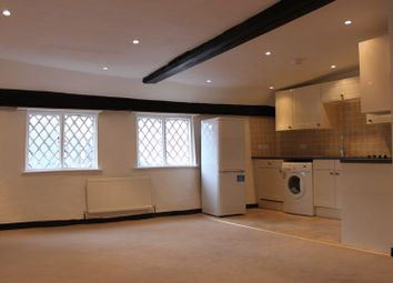 Thumbnail 2 bedroom flat to rent in Old Cross, Hertford