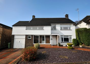 Thumbnail 5 bed detached house for sale in The Rise, Llanishen, Cardiff