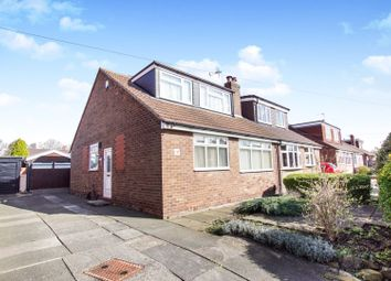 Thumbnail 2 bedroom semi-detached bungalow for sale in Astley Close, Warrington