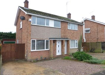 Thumbnail 3 bedroom property to rent in Southdown Road, Yaxley, Peterborough