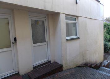 Thumbnail 2 bed flat to rent in 19 Bay Tree Hill, Liskeard, Cornwall