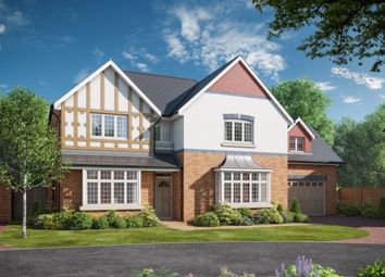 Thumbnail 5 bed detached house for sale in Houghtons Lane, Eccleston, St Helens
