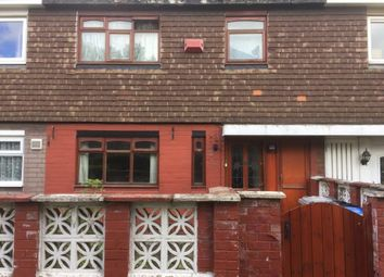Thumbnail 3 bedroom town house for sale in Moss Lane West, Manchester, Lancashire