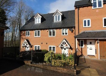 Thumbnail 3 bed town house for sale in Shakels Close, Redditch