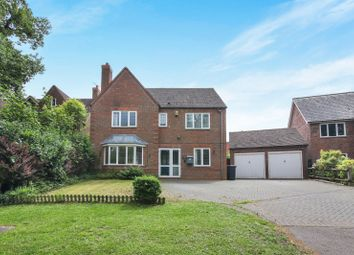 Thumbnail 4 bed detached house to rent in Tythe Barn Lane, Shirley, Solihull