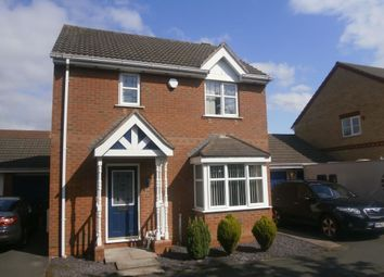 Thumbnail 3 bed detached house to rent in Bryony Close, Bedworth