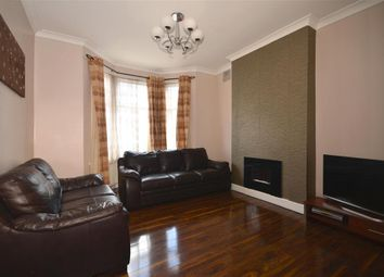 Thumbnail 3 bed terraced house for sale in Ashford Road, East Ham, London